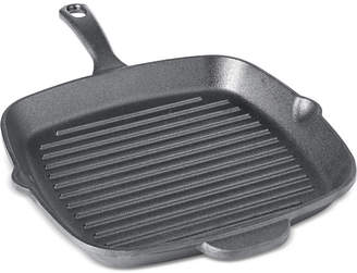 """Martha Stewart Collection Essentials 10"""" Grill Pan, Created for Macy's"""