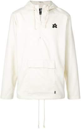 Converse logo hoodie