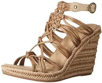 Johnston & Murphy Women's Mindy Wedge Sandal