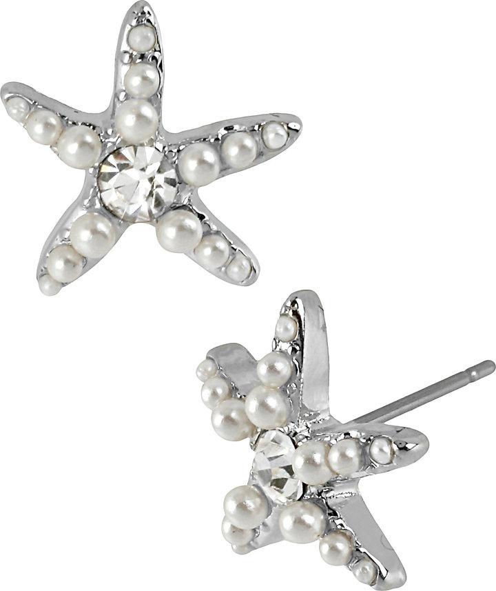 Betsey Johnson Iconic Sea Starfish Iconic Stud