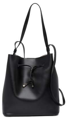 Lodis Silicon Valley Halina Leather RFID Bucket Bag