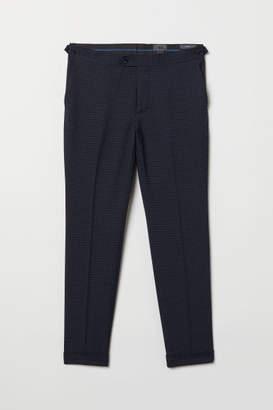 H&M Slim Fit Suit Pants - Gray