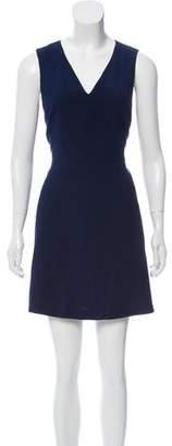 Vince Sleeveless A-Line Dress