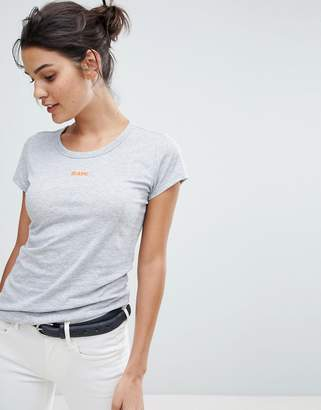 G Star G-Star Slim T-Shirt with Mini Logo