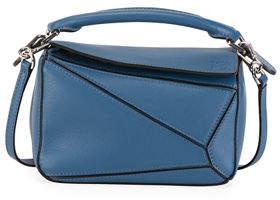 Loewe Puzzle Mini Classic Satchel Bag