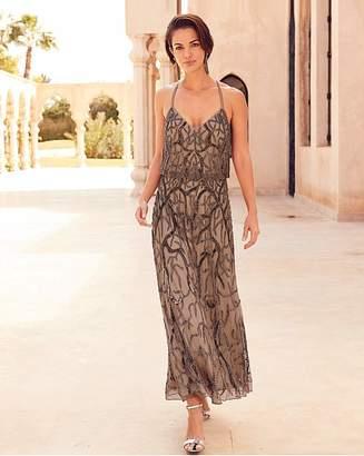 207e2f4d3b2 Fiorelli Joanna Hope Beaded Maxi Dress