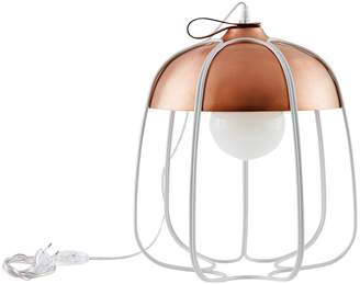 Incipit Tull Metal Cage Table Lamp