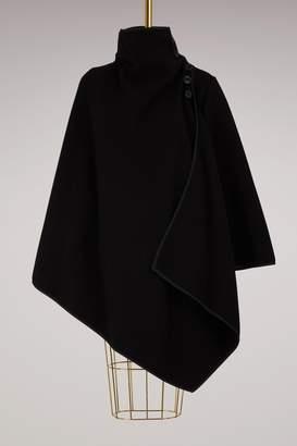 Chloé Wool iconic cape