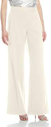 Halston Women's Flowy Wide Leg Pant