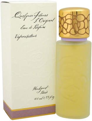 Houbigant Women's Quelques Fleurs 3.3Oz Eau De Parfum Spray