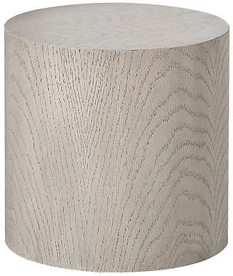 Morgan Round Side Table - Natural - Kelly Hoppen