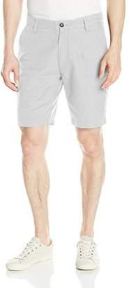 Nautica Men's Classic Fit Linen Blend Short