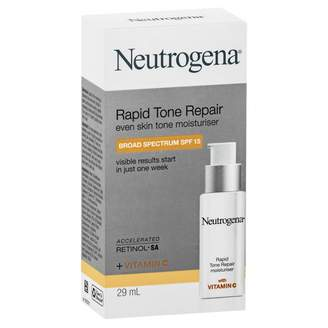 Neutrogena Rapid Tone Repair Moisturiser SPF15 29 mL