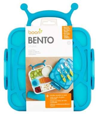 Boon Bento Snail Lunch Box, Blue