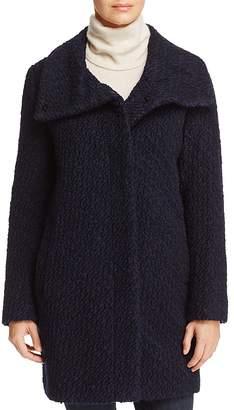 Cole Haan Bouclé Coat