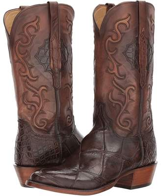 Lucchese Ace Cowboy Boots