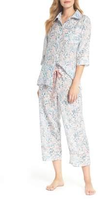 Papinelle Ellie Crop Pajamas