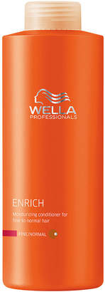 Wella Enrich Moisturizing Conditioner - Fine to Normal - 33.8 oz.