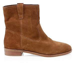 Rebecca Minkoff Women's Chasidy Suede Flat Boots