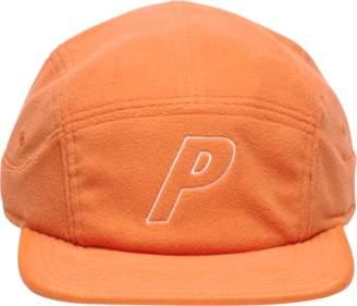 Palace P Fleece 7-Panel Cap