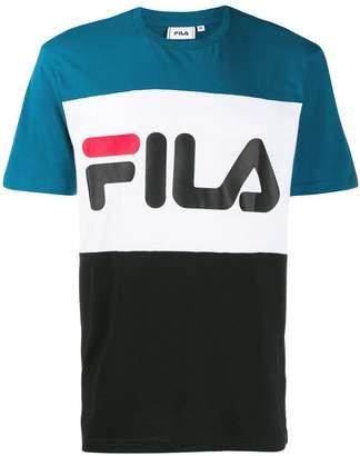 Fila Day colour-block T-shirt