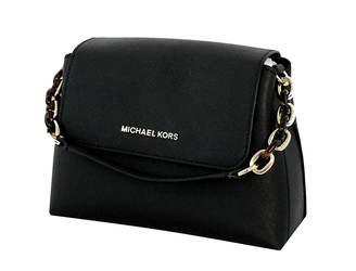 MICHAEL Michael Kors Michael Kors Portia Small Leather Shoulder Bag