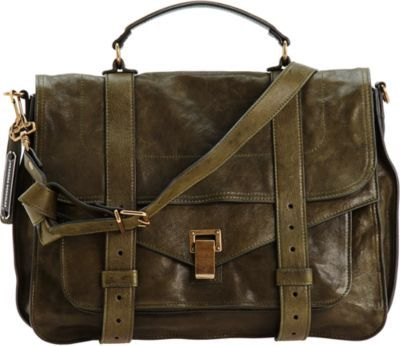Proenza Schouler PS1 Large Leather