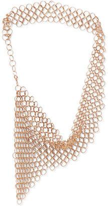 Saskia Diez Gold-plated Necklace
