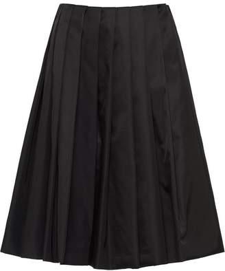 Prada gabardine skirt
