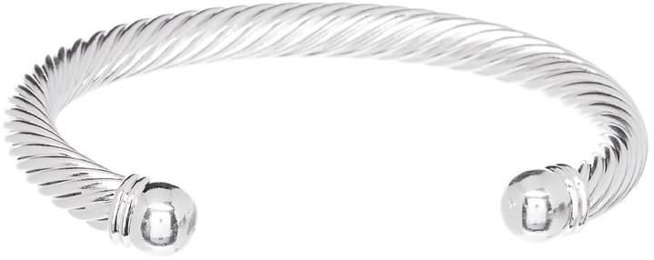 Silver-Plated Sophia Cuff