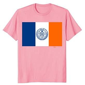 New York City Flag T Shirt for Men