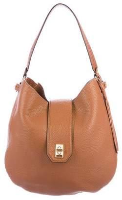 Rebecca Minkoff Pebbled Leather Zip Hobo