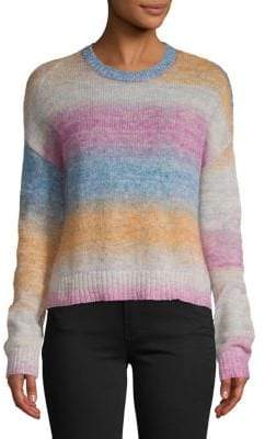 Rails Multicoloured Roundneck Sweater