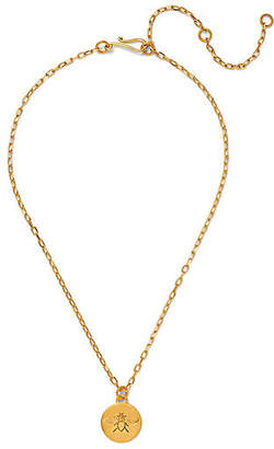 Catherine Canino 18-Kt Bee Charm Necklace