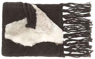 Cutuli Cult oversized knit scarf