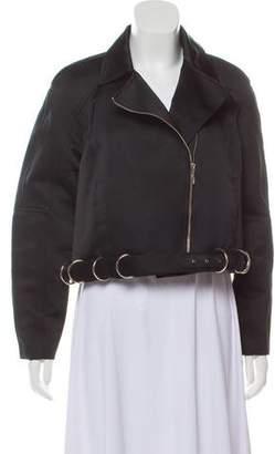 Opening Ceremony Asymmetrical Cropped Jacket