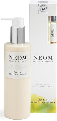 Neom Energy Burst Body & Hand Lotion