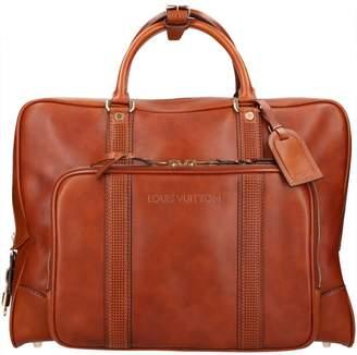 Louis Vuitton Leather 24h bag