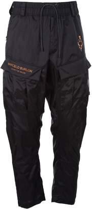 Marcelo Burlon County of Milan Firecross Cargo Trousers