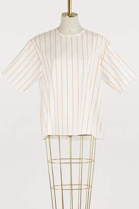 Maison Rabih Kayrouz Striped T-shirt