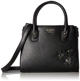 GUESS Liya Petite Girlfriend Satchel $57.99 thestylecure.com