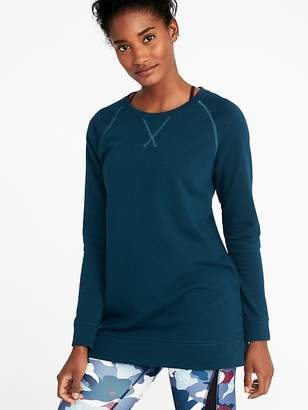 Old Navy French-Terry Tunic for Women