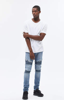 Moto Pacsun Stacked Skinny Medium Jeans