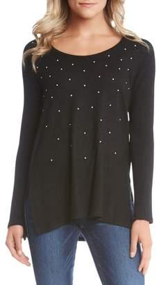 Karen Kane Pearly Sweater
