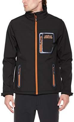 Outdoor Ventures Men's Ferry Softshell Jacket XX-Large