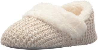 Dearfoams Women's Sweater Knit Bootie