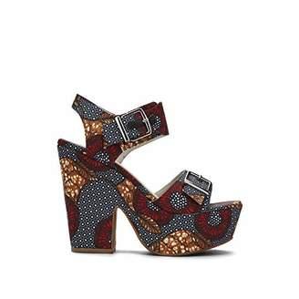 Kenneth Cole New York Women's Shayla Platform Sandal Heeled