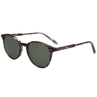 MAREINE Vintage Round Sunglasses Grey Lens/Tortoise Frame - Amazon Vine