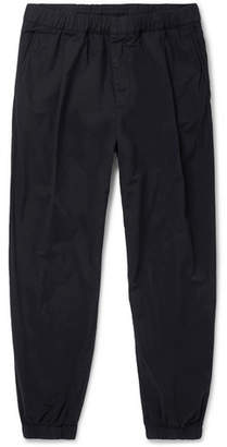 McQ Tapered Cotton Sweatpants