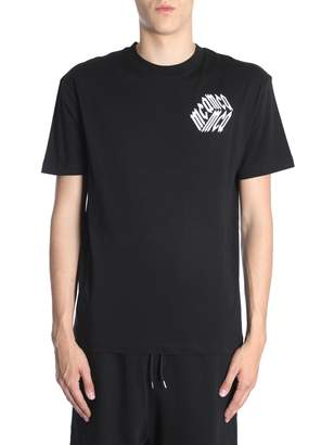McQ Round Collar T-shirt